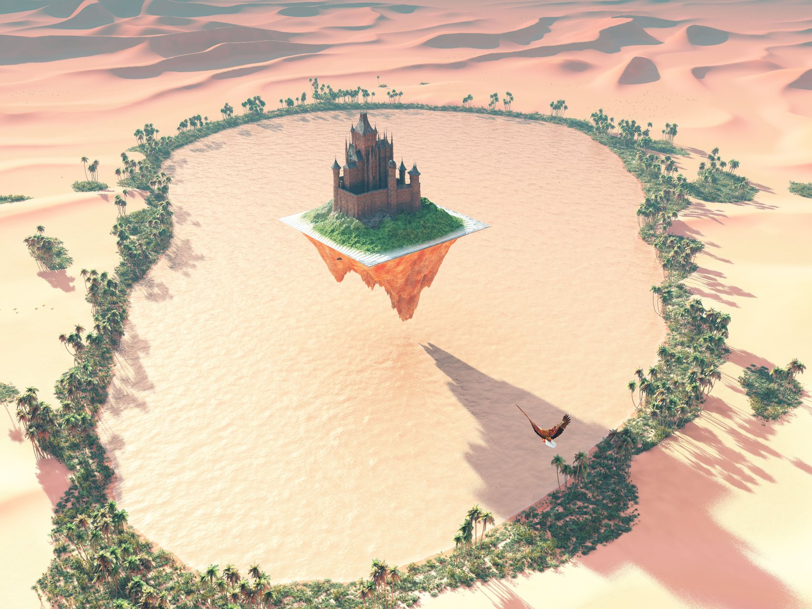 Oasis_Castle_2_by_LinhTruong