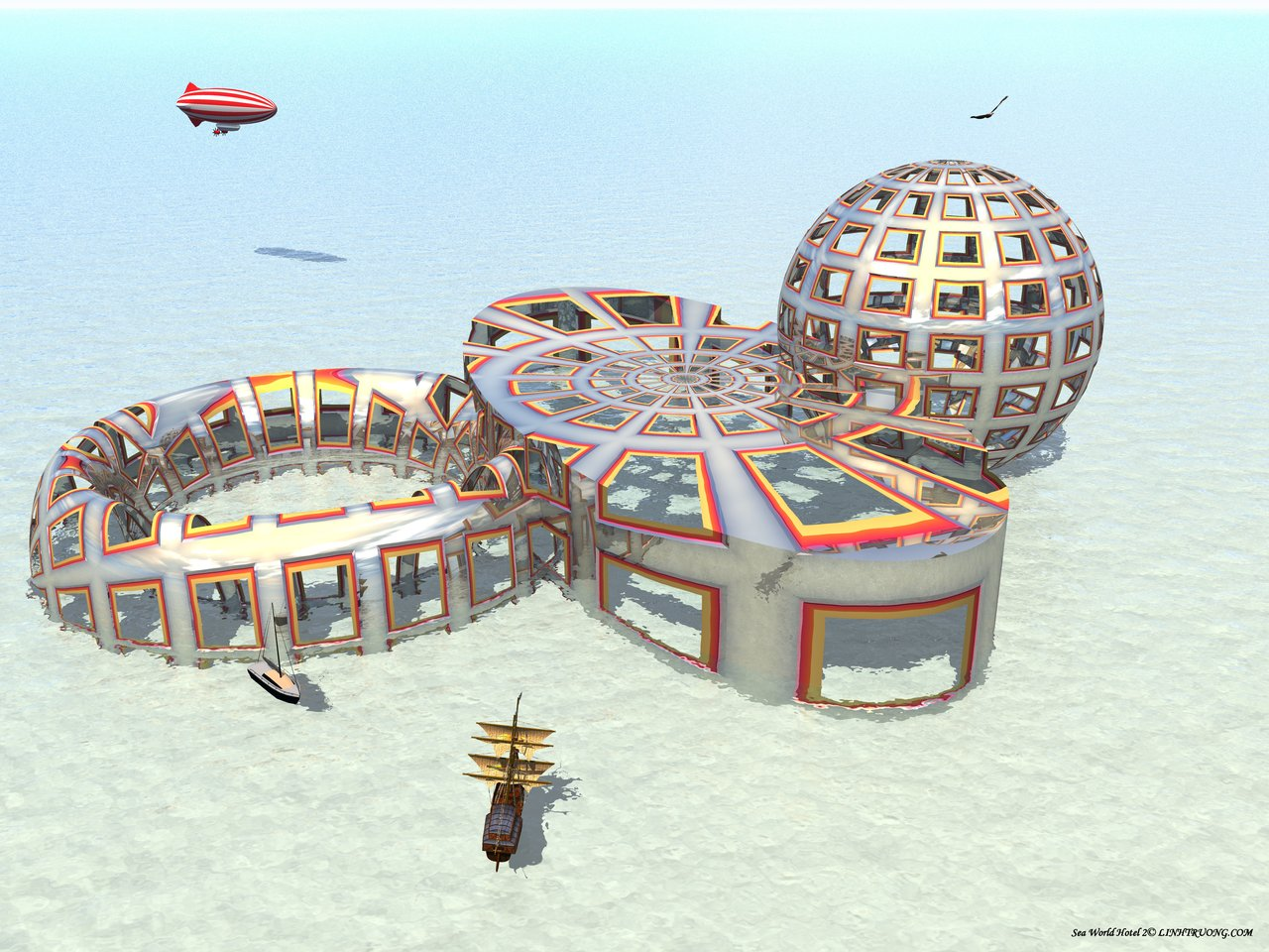 Sea_World_Hotel_2_by_LinhTruong